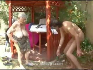 Sex movie granny Free Granny